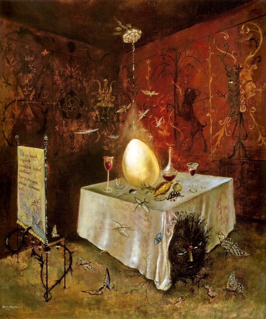 THE ALCHEMISTS KITCHEN: LEONORA CARRINGTON ~ My New Crush