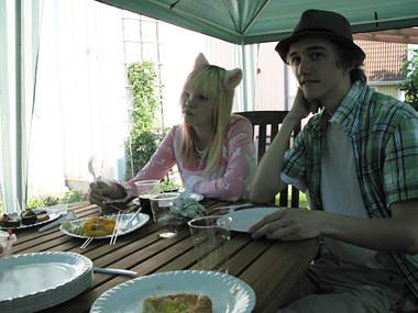 Petra och Leo