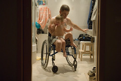 _AAT8762 (Alexey Tolchinsky) Tags: nyc newyork club track moscow marathon father special disabled athlete russian igor ing triple achilles forces amputee prosthetics handcycle spetsnaz zadorozhny belowtheknee