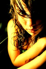 i can't move. (lindsay rogerson) Tags: portrait selfportrait me self lindsay rogerson thebestyellow lindsayrogerson
