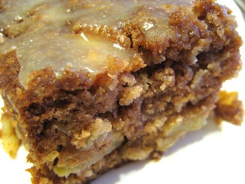 Apple cake recipes with caramel sauce