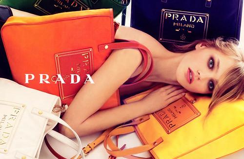 Prada 2 with Sasha Pivovarova / Djeff to freshhh