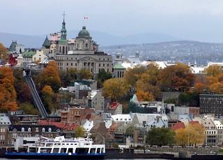 Vieux-Québec - Place Royale