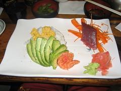Sushi on Halloween 2007
