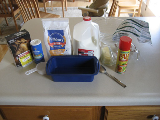 Breadmaking #1: Ingredients