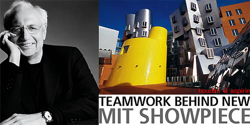 Frank O. Gehry & MIT STATA Center
