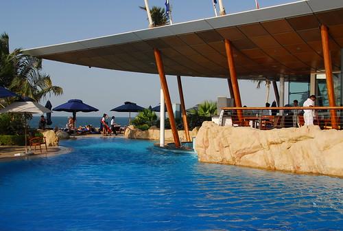 Piscina del Hotel Burj Al Arab