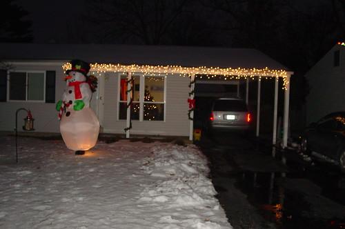 House Christmas 2006