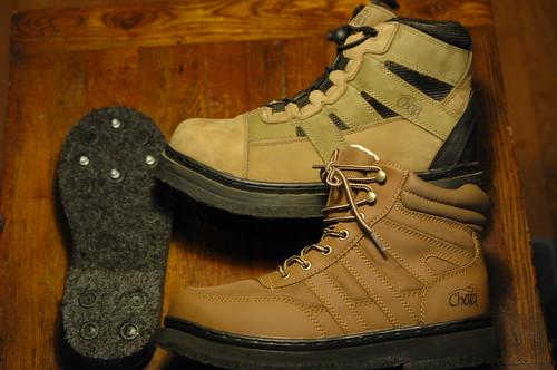 Chota Wading Boots