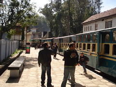 coonoor railway station, The nilgiri