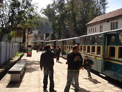coonoor railway station, The nilgiri
