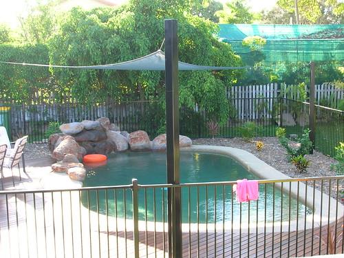 Nuestra piscinita