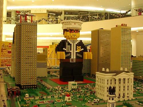 Lego City @ Senayan