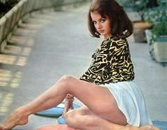Mamma's Got Leg! (kekyrex) Tags: girls portraits women legs femmefatale 1960s pinup