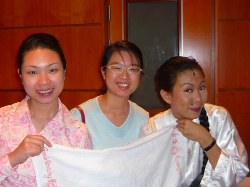Us and Irene Ang