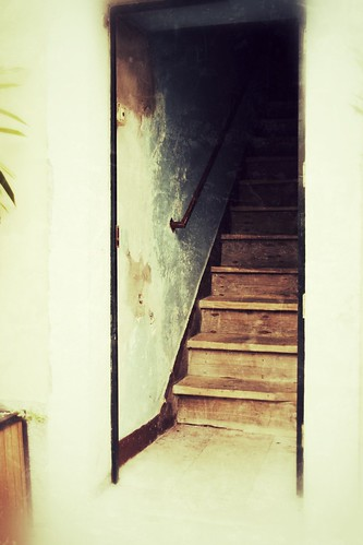 Stairway to haven
