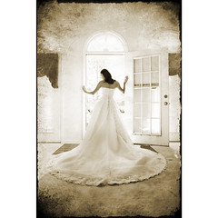 Destiny awaits.... (-Teddy) Tags: wedding canon bride 5d macon textured fearless ttd gerogia warnerrobins 24l exodusphoto trashthedress canonef24mm14usm