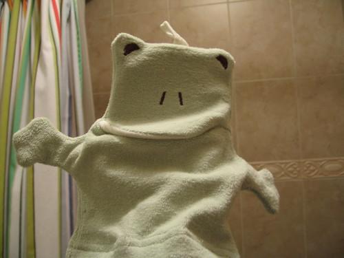 mr. frogman