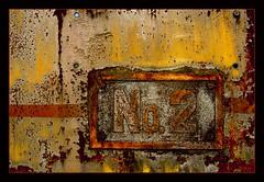 (Maria Artigas) Tags: old train tren spain rust iron searchthebest asturias pto viejo mumi locomotora vell ferro n2 hierro xido themoulinrouge carbn n2 astries rovell xid impressedbeauty isawyoufirst colourartaward 20tfpredominanteamarillo pozomarialuisa museodelaindustriaylamineradeasturias