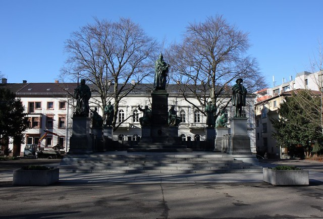 luther monument