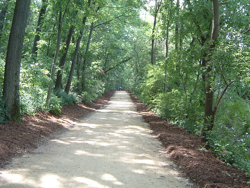 Lakeshore Path in Madison, Wisconsin