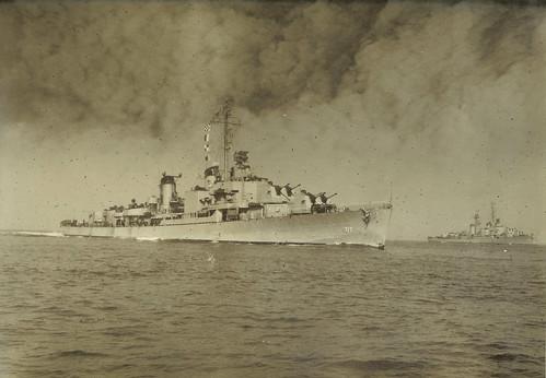 USS Theodore E. Chandler (DD-717)