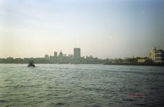 ride to elephanta (Jennifer Kumar) Tags: bombay mumbai negativescan india1998