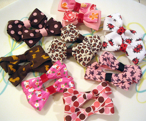 bows for girl's day