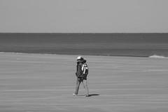 Walking On The Beach... (Nikko Myers) Tags: ocean beach jacksonville nikko jax nam myers