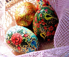 Happy Easter! (sasithorn_s) Tags: easter 2008 soe cubism goldenglobe paintedeggs supershot goldenmix platinumphoto theunforgettablepictures wonderfulworldmix