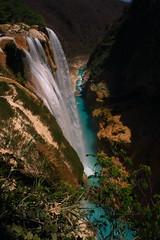 DPP_0036_2 (edgarator) Tags: camping naturaleza rio méxico river landscape waterfall paisaje adventure campamento aventura ecoturismo cascada tamul sanluispotosí