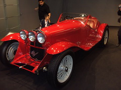 1932 Alfa Romeo 8C 2300 Spider Corsa Zagato (Davydutchy) Tags: car essen classiccar alfa oldtimer veteran 2008 alfaromeo carshow technoclassica ennstalclassic colorphotoaward