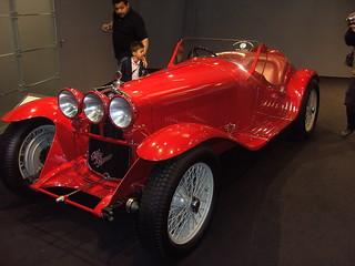 1932 Alfa Romeo 8C 2300 Spider Corsa Zagato