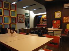IMG_0675 (Yi Shiang) Tags: dinner burger makan frankfurter