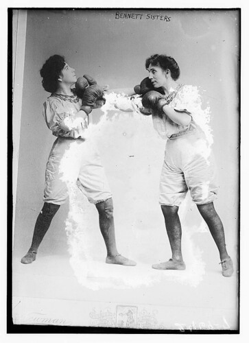 Bennett Sisters by The Library of Congress from Flickr