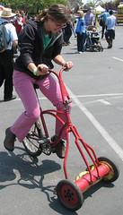 Mower-Biker