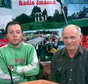 Carlos Larovere y Dolver Lingua