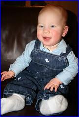James 10 Months Mar 08