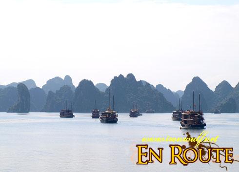 Ha Long Bay Karst Horizon