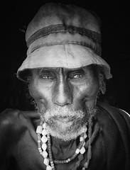 Etiopia (mokyphotography) Tags: etiopia southetiopia omorate omoriver valledellomo omovalley people persone ritratto portrait men uomo oldmen villaggio village etnia ethnicity ethnicgroup tribe tribù