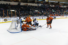 "Missouri Mavericks vs. Wichita Thunder, February 7, 2017, Silverstein Eye Centers Arena, Independence, Missouri.  Photo: John Howe / Howe Creative Photography • <a style=""font-size:0.8em;"" href=""http://www.flickr.com/photos/134016632@N02/32422664130/"" target=""_blank"">View on Flickr</a>"