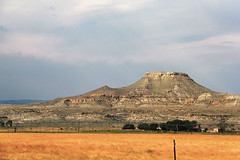 Crowheart Butte (RPahre) Tags: crow absaaloke shosone easternshoshone windriver windriverindianreservation butte crowheartbutte