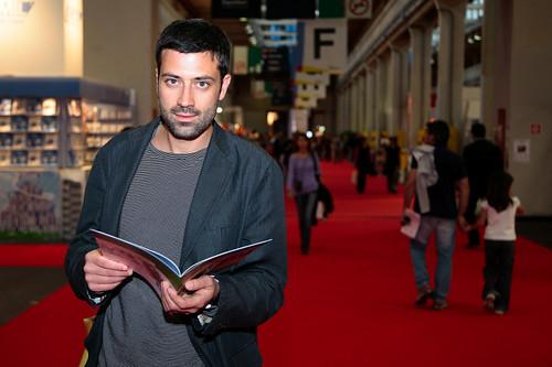 Andrea Bajani by Salone Internazionale del Libro