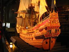 Le Vasa quand il était pluss beau