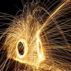 O=O (alexkess) Tags: street light lightpainting como night fire photography nikon flickr suburban australia photoblog nsw shire alexander pyro tobias sparks sutherland moritz steelwool klar sifa wirewool firepainting d700 alexkess kesselaar huenlich dangerousdads