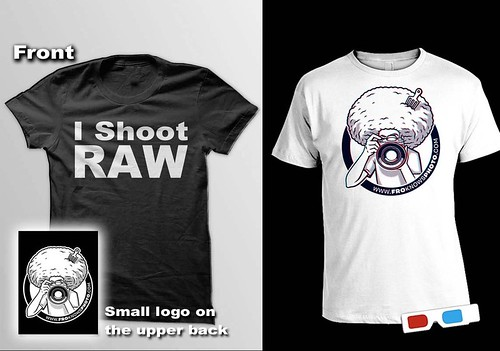 2 Shirt Special RAW + 3D
