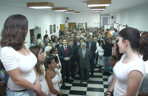 Pedro Passos Coelho visitou a Santa Casa da Misericordia de Faro