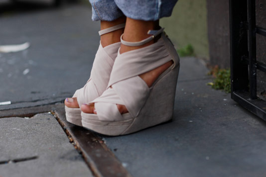 Yasmeen_shoes - San Francisco Street Fashion Style