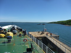 Maritimes- view from Digby ferry