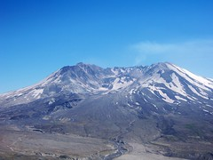 Mt St Helens Blast Zone (mtncanyon) Tags: lpdamaged